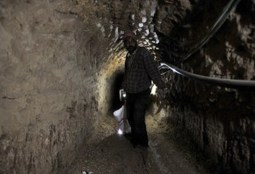 Egypt's Armed Forces continue to destroy tunnels leading to Gaza | Égypte-actualités | Scoop.it