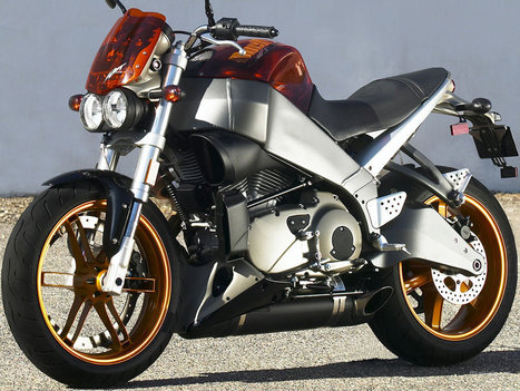 Buell XB9S | Motorcycles | Scoop.it
