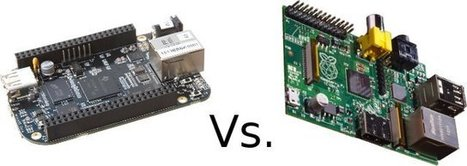 BeagleBone Black vs Raspberry Pi – Features and Price Comparison | Embedded Systems News | Scoop.it