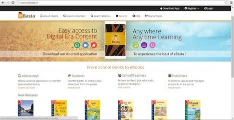 eBasta - A Library for School Students | Technology and Entertainment News | Scoop.it