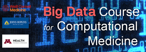 Big Data Coursework for Computational Medicine | Health and Biomedical Informatics | Scoop.it
