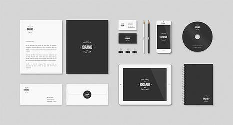 Freebie: Identity and Brand Mockup PSD Kit | Designer's Resources | Scoop.it