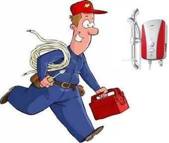 Sửa máy nước nóng | Dịch vụ điện lạnh | Scoop.it