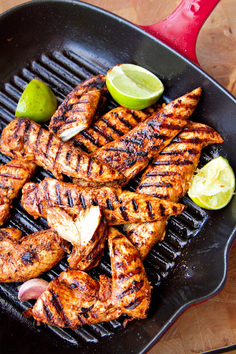 Spicy Paprika & Lime Chicken | Health and Fitness | Scoop.it
