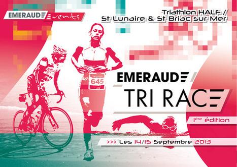 Emeraude Events / TRI RACE : triathlon half saint-lunaire saint-briac (bretagne) | Saint-Lunaire Evènements | Scoop.it