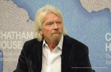 Richard Branson invente le tourisme de demain... dans l'espace | Entrepreneurs, leadership & mentorat | Scoop.it