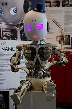 Les robots à la conquête du salon high-tech Cebit | Une nouvelle civilisation de Robots | Scoop.it