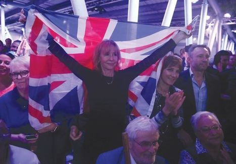 Britain votes to leave EU in historic divorce | International Marketing Advice & Insights | Scoop.it