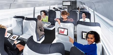 TrainPad, una tableta para viajar en tren | TrenIT | Scoop.it