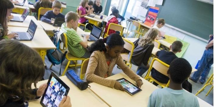 En Finlande, fini les cahiers, vive les claviers ! | TIC et TICE mais... en français | Scoop.it