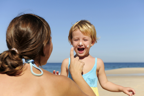 2013 Guide to Sunscreens: What to Use, What to Lose | EcoWatch | Scoop.it