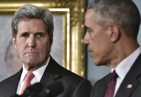 Kerry sought missile strikes to force Syria's Assad to step down | Global politics | Scoop.it