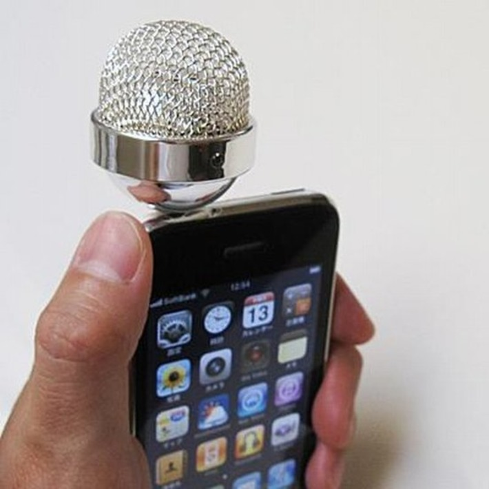 Turn your iPhone into a mike... | Machinimania | Scoop.it