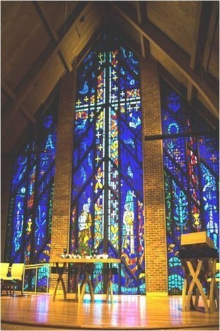 Stained Glass Tour | First United Methodist Church Arlington Heights | Stained Glass | Scoop.it