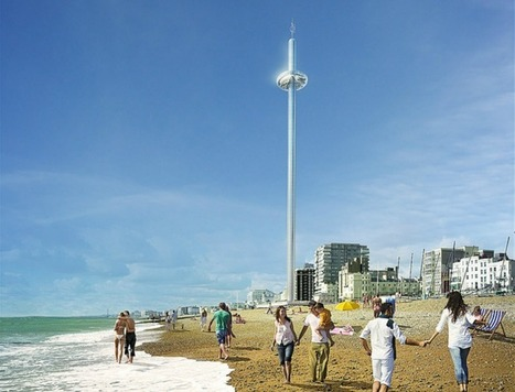 News - Brighton i360 Construction Starts | Actualités | Scoop.it