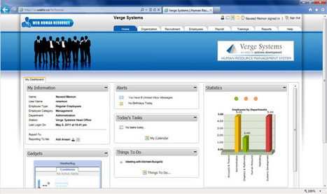 A Different Kind of Cloud HR Solution - Review Of WebHR | Best HR Apps | Scoop.it