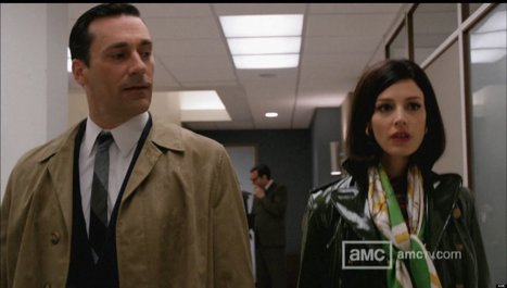 WATCH: 'Mad Men' Season 6 Is 'Not What You Think Is Coming' | Gabby's Gab | Scoop.it