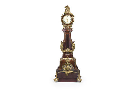 Clocks strike the right chord at Bonhams Fine Furniture, Silver, Decorative ... - Art Daily | Krijgsman Art Times | Scoop.it