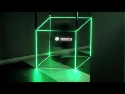 Lasershow für Jedermann: Spaß mit dem Bosch Quigo | Heimwerker | Scoop.it