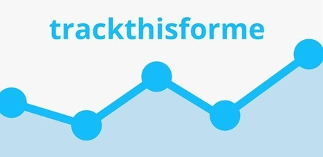 Trackthisforme - Applications Android sur Google Play | Android Apps | Scoop.it