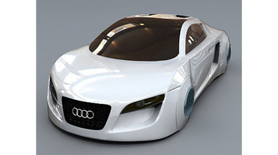 Audi Rsq en 3D | 3D Library | Scoop.it