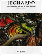Leonardo Journal Volume 45, Issue 5, 2012 | My Projects | Scoop.it