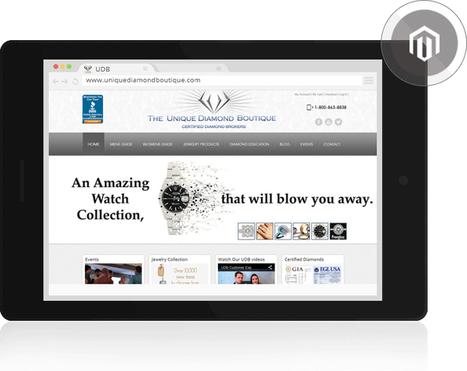Superior Magento Website Development Company India | Website Design & Development Company-Netgains | Scoop.it