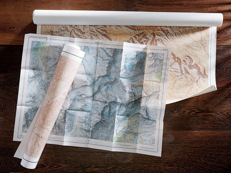 Letter of Recommendation: U.S.G.S. Topographical Maps | STEM Connections | Scoop.it
