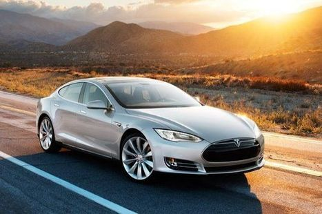New Jersey Bans Tesla's Direct Sales Model | Entrepreneurship, Innovation | Scoop.it