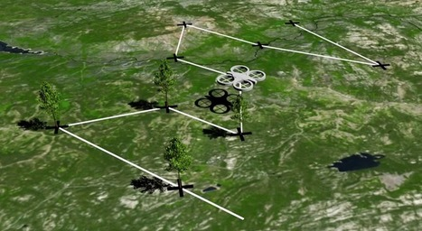 Reforestation drones could plant one billion trees a year | Rise of the Drones | Scoop.it