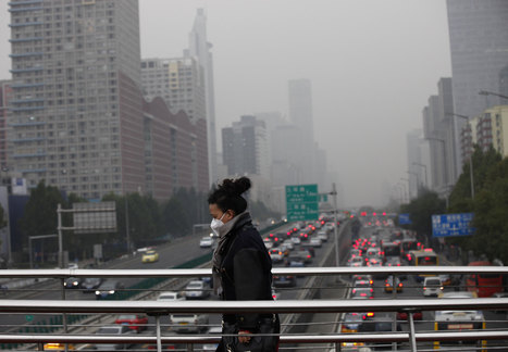 Worst smog of the winter envelopes Beijing | IB GEOGRAPHY URBAN ENVIRONMENTS LANCASTER | Scoop.it