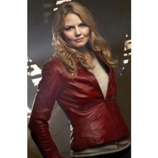 Emma Swan Once Upon A Time Red Jacket | T.V Series Celebrity Jackets | Scoop.it