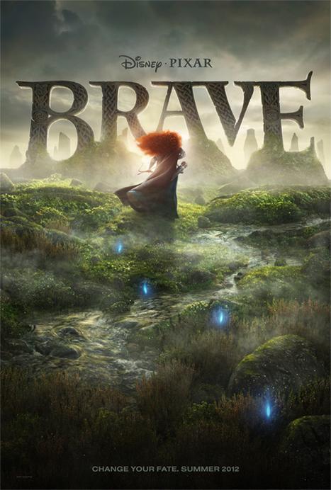 Murilo Petters: Brave, o novo filme da Disney Pixar | Animated... | Scoop.it