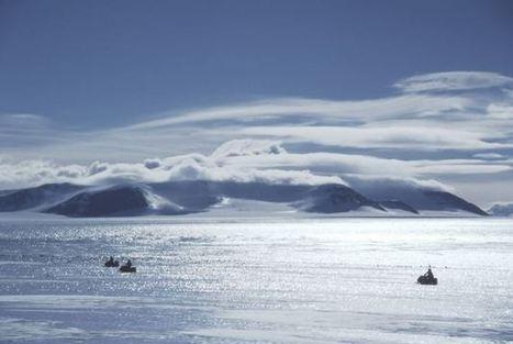 La Antártida occidental se descongela un 15 % más rápido de lo que se pensaba | Las Personas y el Medio Ambiente. | Scoop.it