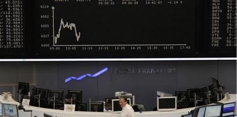 La mondialisation de la finance a connu un coup d'arrêt | Mellal Imène | Scoop.it