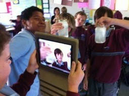 Mt. Pleasant PS PL Visit | iPads 4 Learning @ Manor Lakes College | BYOD iPads | Scoop.it