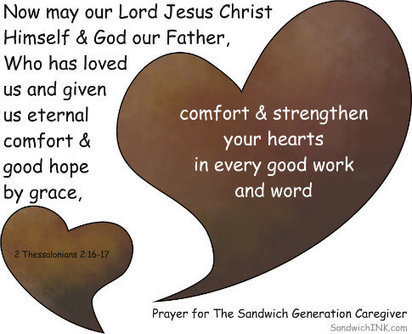 Bible Memory Verses for Our Children and Grandkids Can Often Be Used as Scripture Prayers | SandwichINK for the Sandwich Generation | Encouraging and Comforting Bible Verses | Scoop.it
