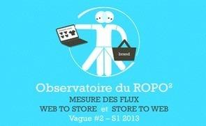 E-commerce : Zoom sur le ROPO en France par Fullsix | E-commerce & Marketplaces | Scoop.it