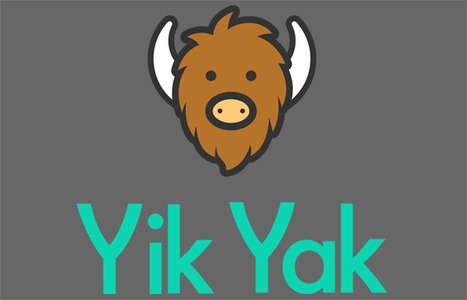 Yik Yak Adds Unique User Handles   | Student Affairs and Technology | The Social Media Advisor | Scoop.it