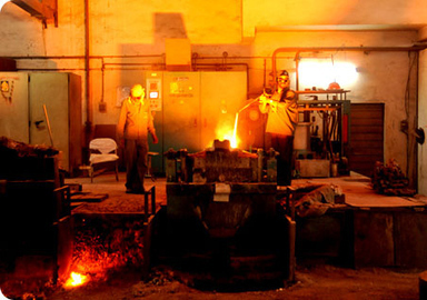 Gray iron and lost wax casting foundries in India | Business with Casting | Scoop.it