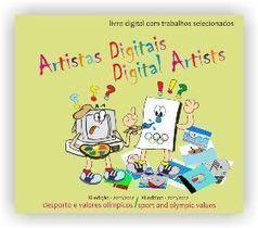 Artistas digitais   Primeiro Ciclo   Scoop.it