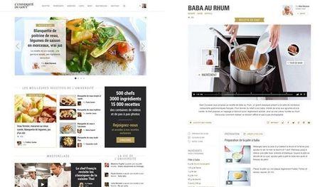 Alain Ducasse lance le «Wikipédia de la cuisine» | Veille technologique | Scoop.it