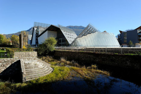 [Trento, Italy] New science museum Renzo Piano's mountain-like MUSE | The Architecture of the City | Scoop.it