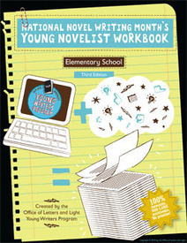 Young Writer Workbooks | NaNoWriMo Young Writers Program | Scriveners' Trappings | Scoop.it