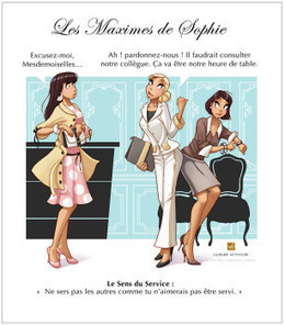 Luxury Attitude | Maximes de Sophie | TRADITION AND INNOVATION IN RETAIL | Scoop.it