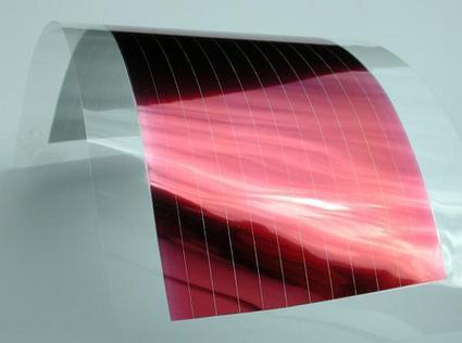 Celdas solares orgánicas, alternativa energética | Noticias de ecologia y medio ambiente | Infraestructura Sostenible | Scoop.it