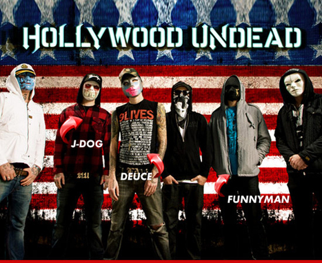 Hollywood Undead | Budapest | Budapest Directory | Scoop.it