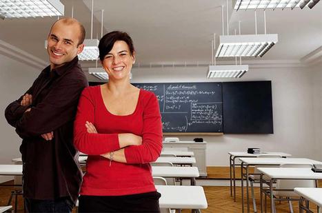 ¿Qué es ser docente? Día Mundial del docente   Educacion, ecologia y TIC   Scoop.it