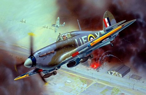 Hawker Hurricane – scale model aircraft plans & drawings | Hawker Hurricane – scale model aircraft | Scoop.it