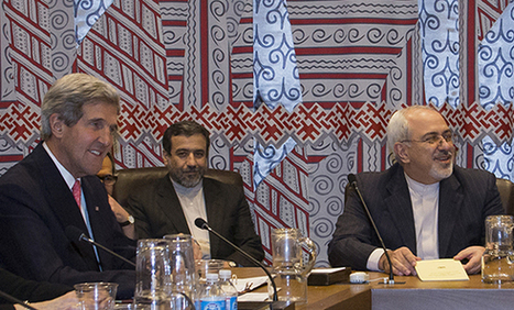 US, Iran Officials Make Diplomatic History - Al-Monitor: the Pulse of the Middle East | Current Events - History of the Middle East | Scoop.it